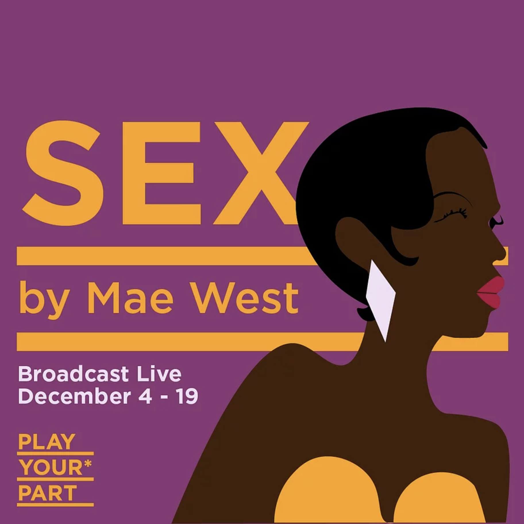 SEX by MAE WEST PLAY YOUR PART